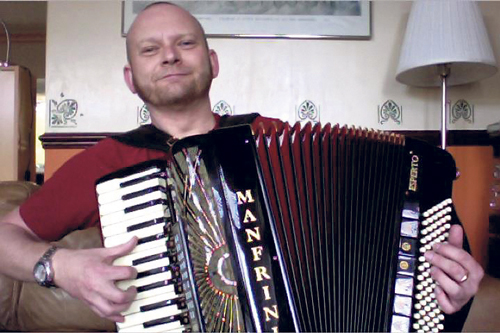 Festival 'to put the accordion back on the map'