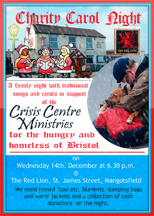Charity Carol Night