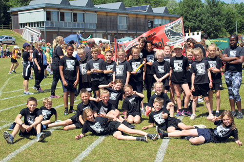 School sets sights on new track