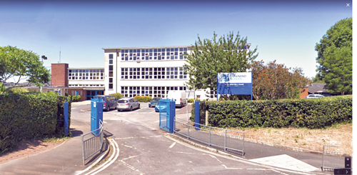 School reassures families after knife incident
