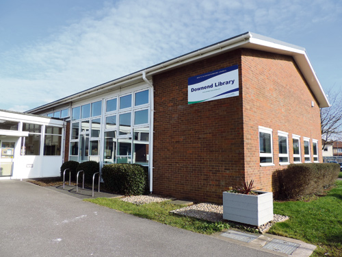 downend library