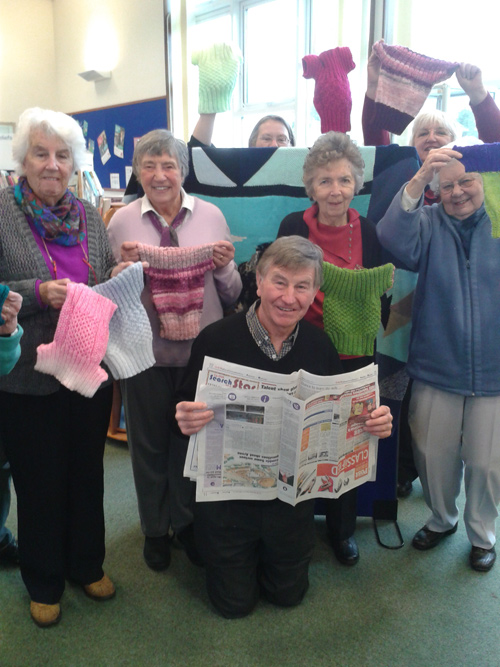 downend connect knitters