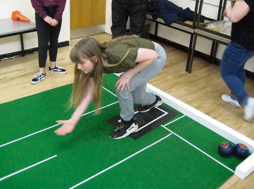 Youngsters bowled over