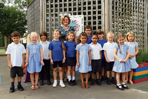 Inspector praises welcoming and caring school