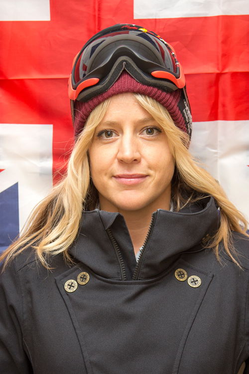 jenny jones downend snowboarder