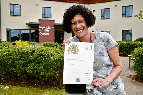 Susan looking to thank stranger after being reunited with certificate
