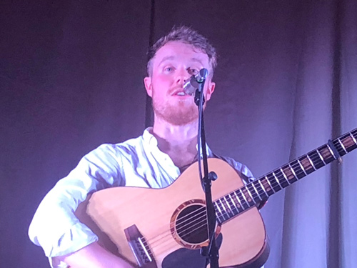 August 2019: Downend Folk Club Review