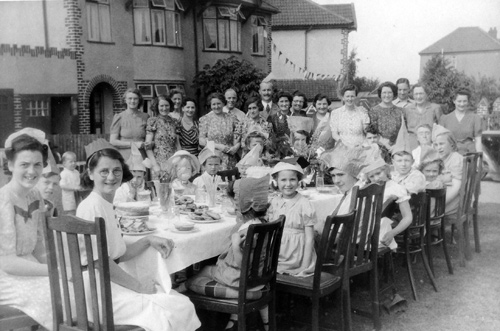 ve day in downend
