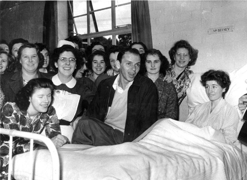 frank sinatra at frenchay hospital