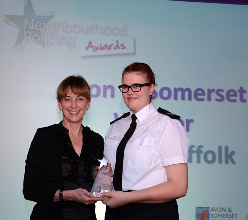 Volunteer-of-the-Year-Police-Cadet-Jemima-Suffolk