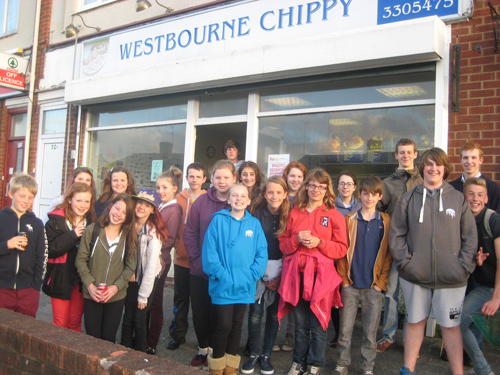 westbourne chippy