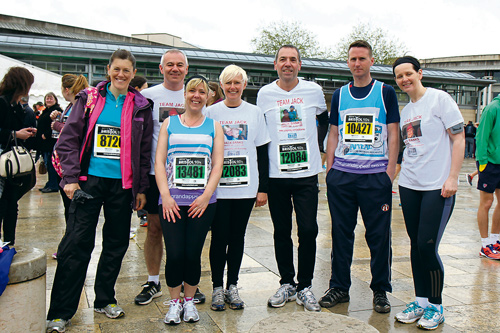 bristol 10k in aid of jack banks
