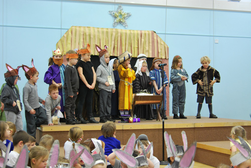 Christmas Nativity at Barley Close Community Primary School