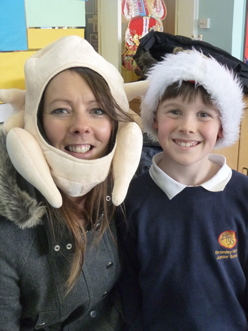 Christmas at Bromley Heath Junior School