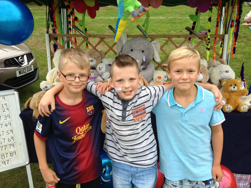 Mangotsfield and Carsons funday