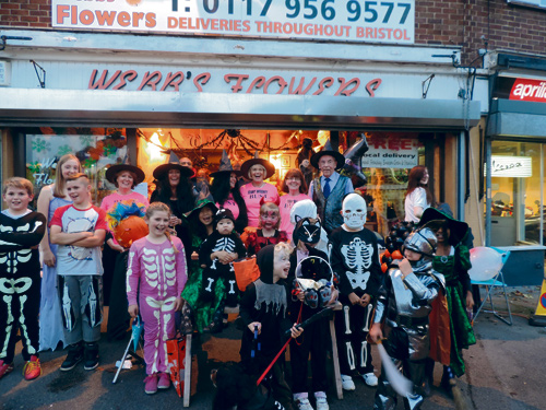 halloween-at-cleeve-wood-shops
