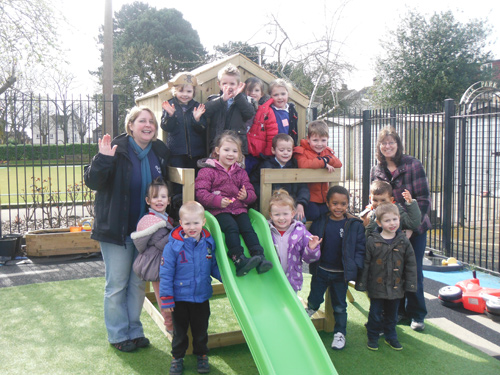 PAGE Park Pre-school will be celebrating its 40th anniversary this summer with a special event - but would like your help to take guests on a journey down memory lane.
