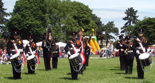 armed forces day band