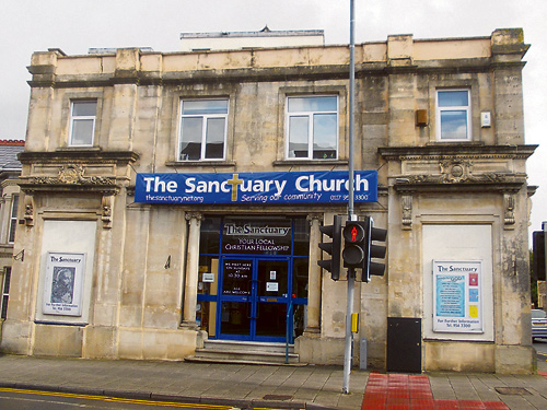 sanctuary church