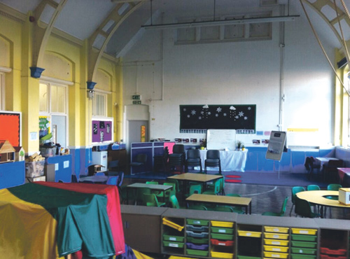staple hill youth club